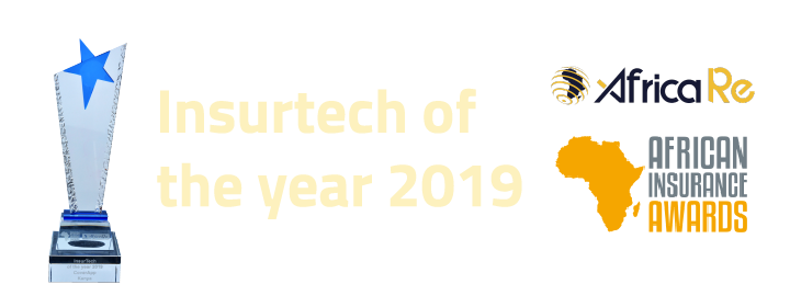 CoverApp Insurtech Company of the year 2019